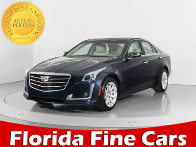 Used Cadillac CTS-Sedan 2015 WEST-PALM LUXURY