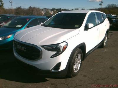 Used GMC TERRAIN 2018 MIAMI SLE
