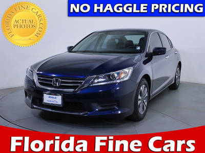 Used HONDA ACCORD 2015 HOLLYWOOD LX