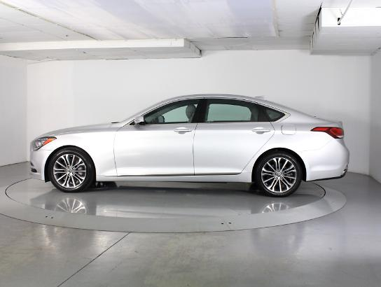 Used HYUNDAI GENESIS 2015 WEST PALM