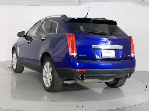 Used CADILLAC SRX 2013 WEST PALM PERFORMANCE