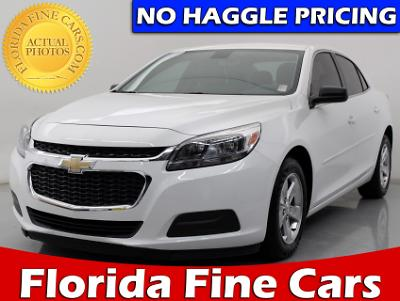 Used CHEVROLET MALIBU 2015 MIAMI LS FLEET