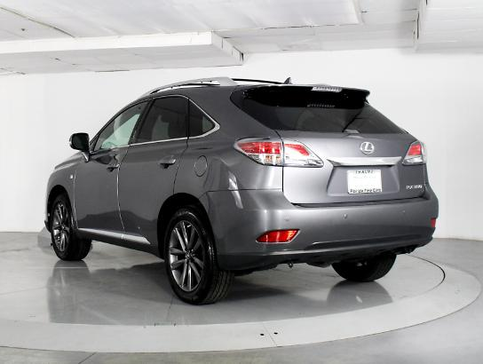 Used LEXUS Rx 350 Awd 2013 WEST PALM F Sport