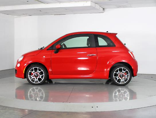 Used FIAT 500 2013 WEST PALM SPORT
