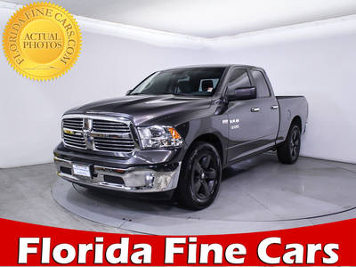 Used RAM 1500 2015 WEST PALM Big Horn 4wd