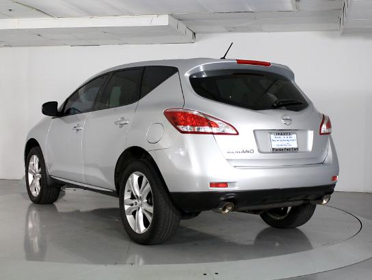 Used NISSAN MURANO 2012 WEST PALM S