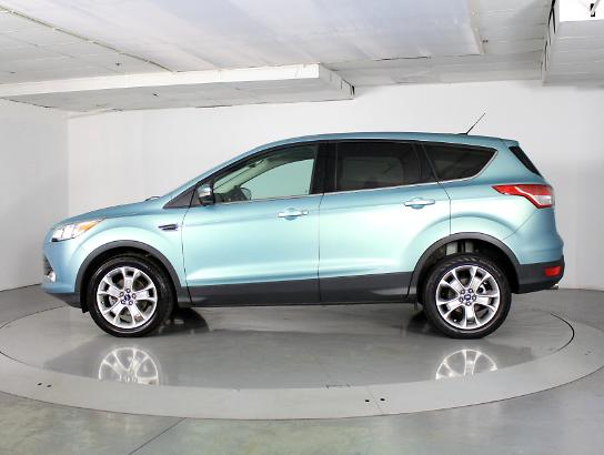Used FORD ESCAPE 2013 WEST PALM SEL