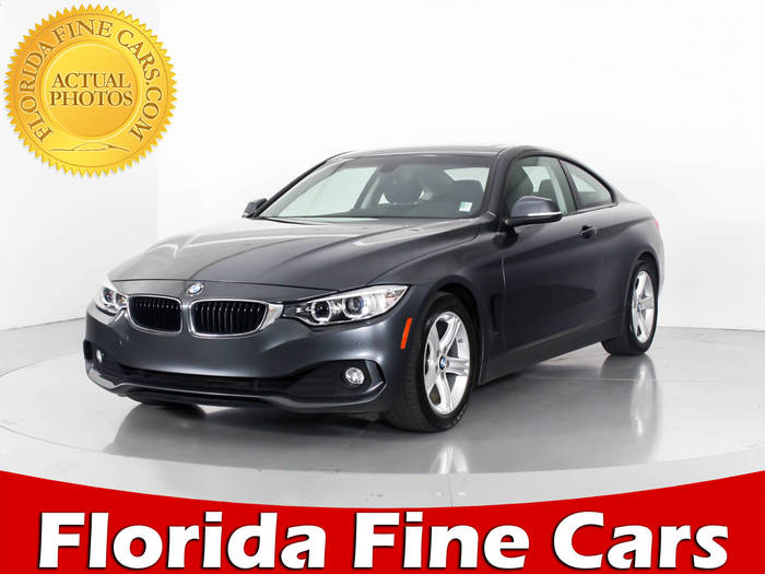 Used BMW 4 SERIES 2014 WEST PALM 428I