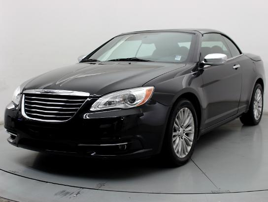 Used CHRYSLER 200 2012 HOLLYWOOD LIMITED