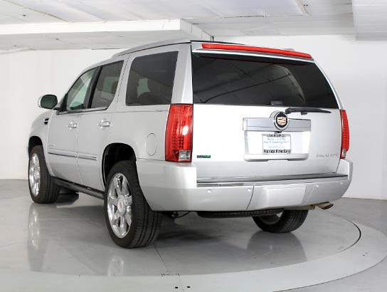 Used CADILLAC ESCALADE 2011 WEST PALM PREMIUM