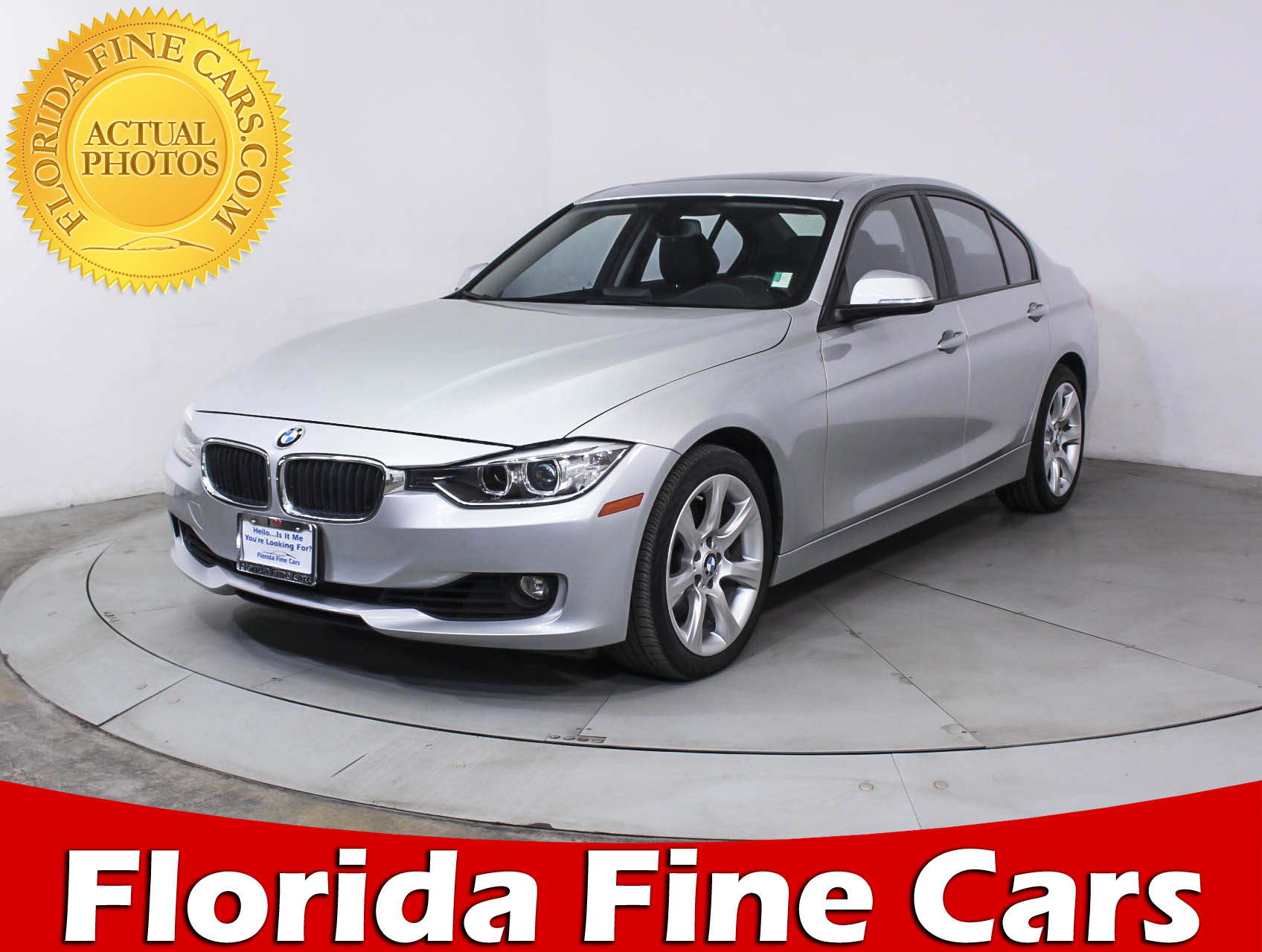 Used BMW 3 SERIES 2013 WEST PALM 335I XDRIVE