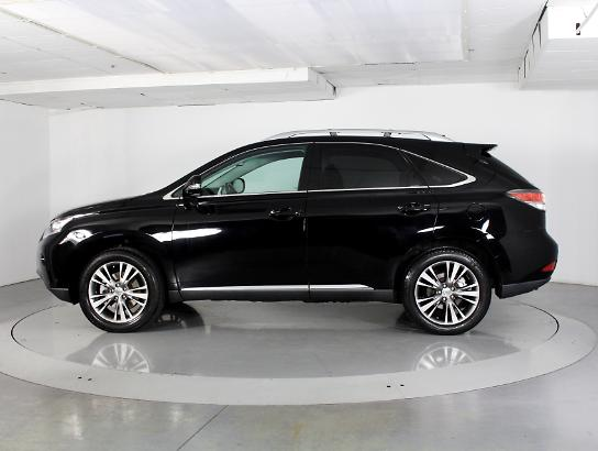 Used LEXUS RX 350 2013 WEST PALM