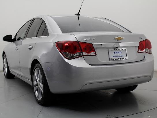 Used CHEVROLET CRUZE 2014 MIAMI LTZ