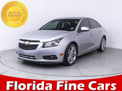 Used CHEVROLET CRUZE 2014 HOLLYWOOD LTZ