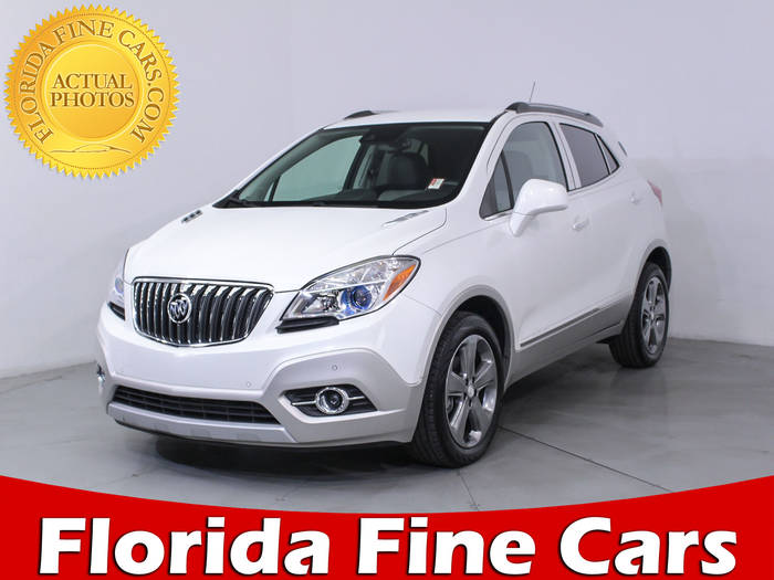 Used BUICK ENCORE 2013 MIAMI PREMIUM
