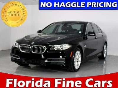 Used BMW 5 SERIES 2014 WEST PALM 535I XDRIVE