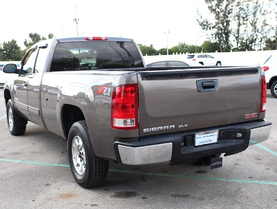 Used GMC SIERRA 2012 MIAMI SLE