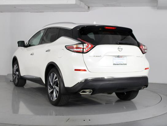 Used NISSAN MURANO 2015 WEST PALM PLATINUM