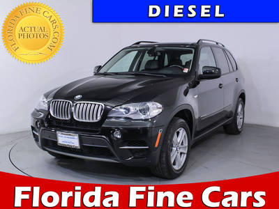 Used BMW X5 2012 WEST PALM XDRIVE35D