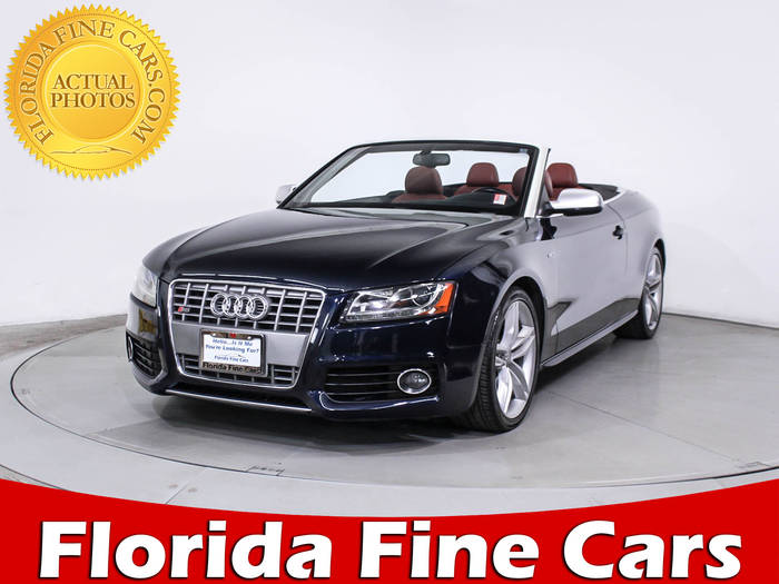 Used AUDI S5 2011 MIAMI Premium Plus