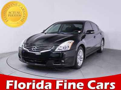 Used NISSAN ALTIMA 2010 MIAMI 3.5 SR