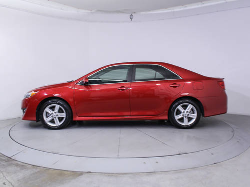 Used TOYOTA CAMRY 2013 MIAMI SE