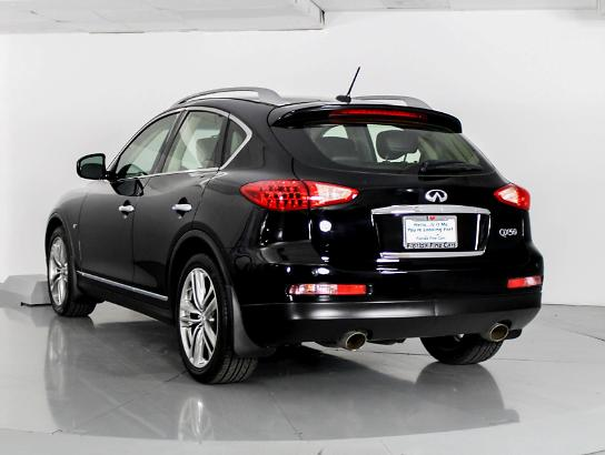 Used INFINITI QX50 2014 WEST PALM JOURNEY