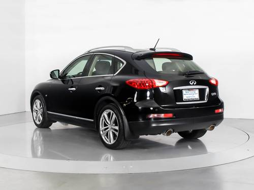Used INFINITI QX50 2014 MIAMI JOURNEY