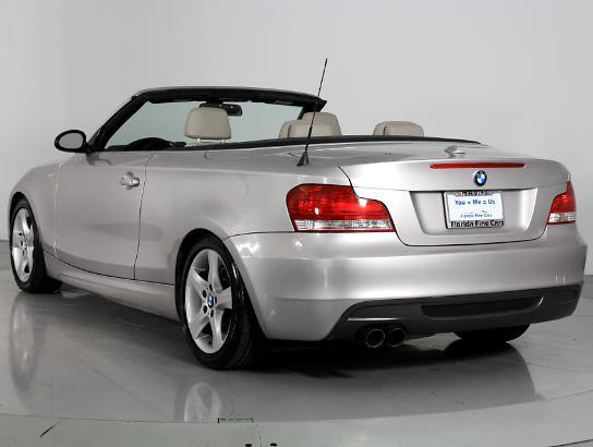 Used BMW 1 SERIES 2009 MIAMI 135I