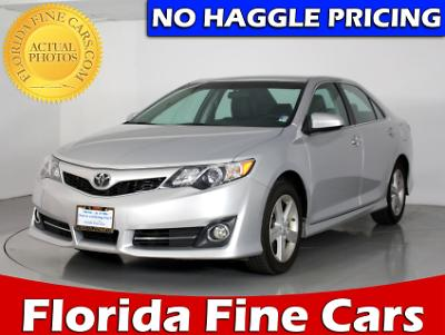 Used TOYOTA CAMRY 2014 WEST PALM SE