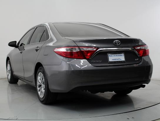 Used TOYOTA CAMRY 2015 HOLLYWOOD Le