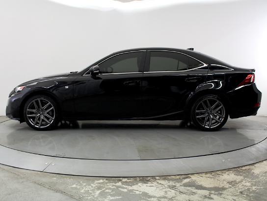 2014 - LEXUS - IS 250, F Pkg