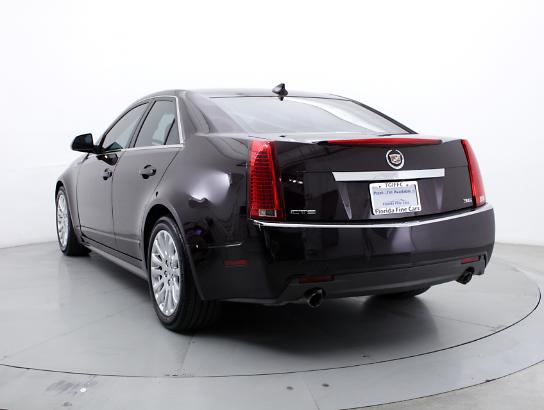2010 - CADILLAC - CTS, PERFORMANCE
