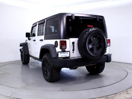 Used JEEP WRANGLER UNLIMITED 2012 WEST PALM RUBICON