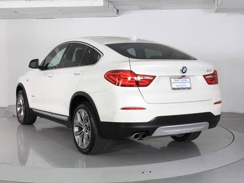 Used BMW X4 2016 WEST PALM XDRIVE35I