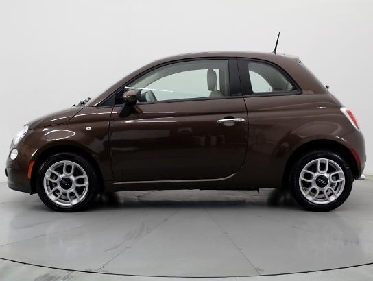 2013 - FIAT - 500, POP
