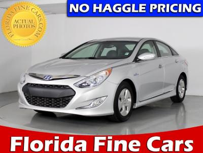 Used HYUNDAI SONATA HYBRID 2012 HOLLYWOOD