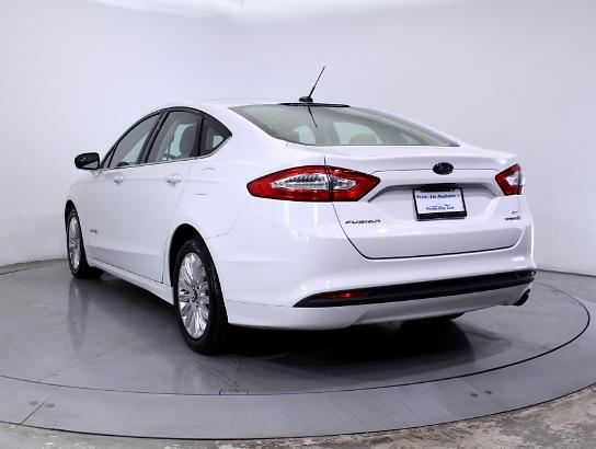 Used FORD FUSION 2014 MIAMI SE HYBRID