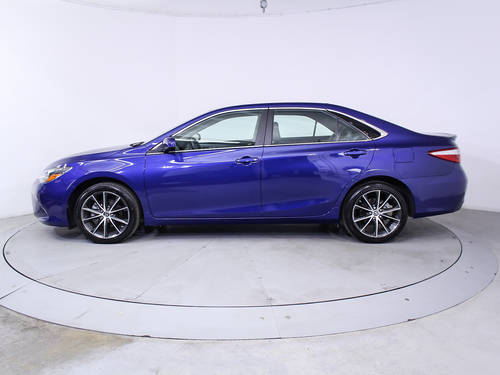 Used TOYOTA CAMRY 2015 MIAMI Xse