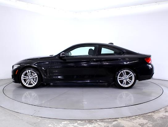 Used BMW 4 SERIES 2014 WEST PALM 435i Xdrive M Sport
