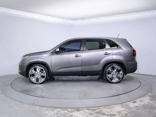 Used KIA SORENTO 2015 HOLLYWOOD LX