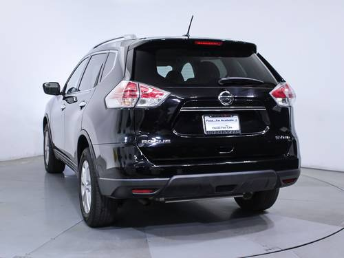 Used NISSAN Rogue Awd 2015 MIAMI Sv