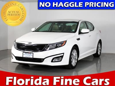 Used KIA OPTIMA 2014 WEST PALM EX