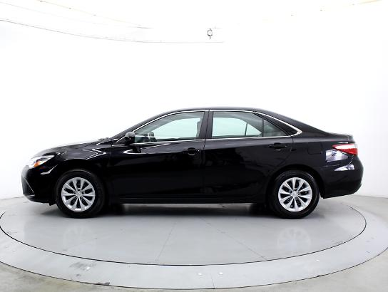 Used TOYOTA CAMRY 2016 HOLLYWOOD LE