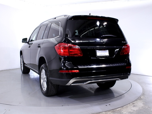 Used MERCEDES-BENZ GL CLASS 2014 WEST PALM GL450 4MATIC