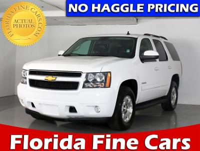 Used CHEVROLET TAHOE 2013 WEST PALM LT