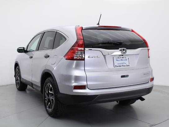 Used HONDA CR V 2016 MIAMI SE