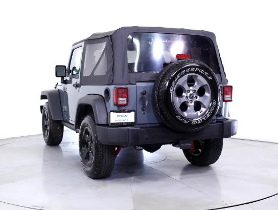 Used JEEP WRANGLER 2014 MIAMI RUBICON