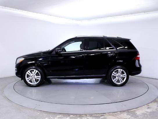 Used MERCEDES-BENZ M CLASS 2015 MIAMI ML350