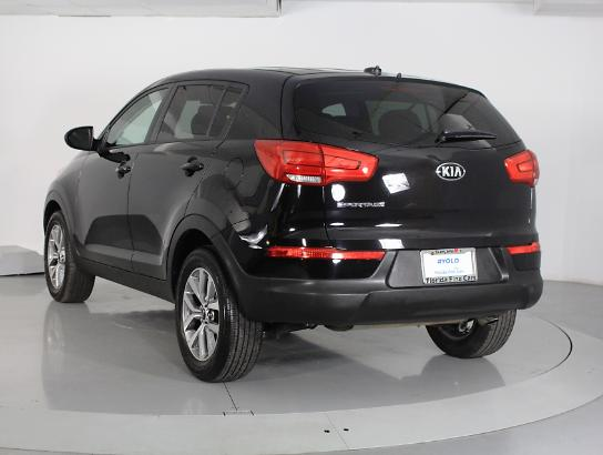 Used KIA SPORTAGE 2016 WEST PALM LX